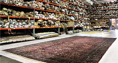 Oriental Rug Liquidators Warehouse